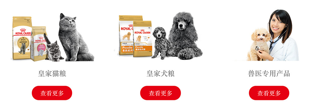 Royal Canin in China